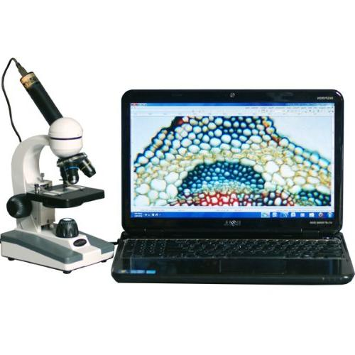 m148b e compound monocular microscope