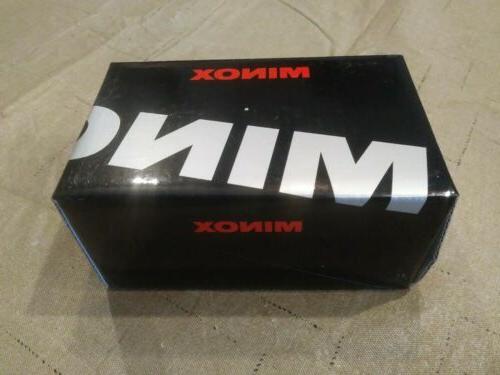 minoscope ms scope 8x25mm black new factory