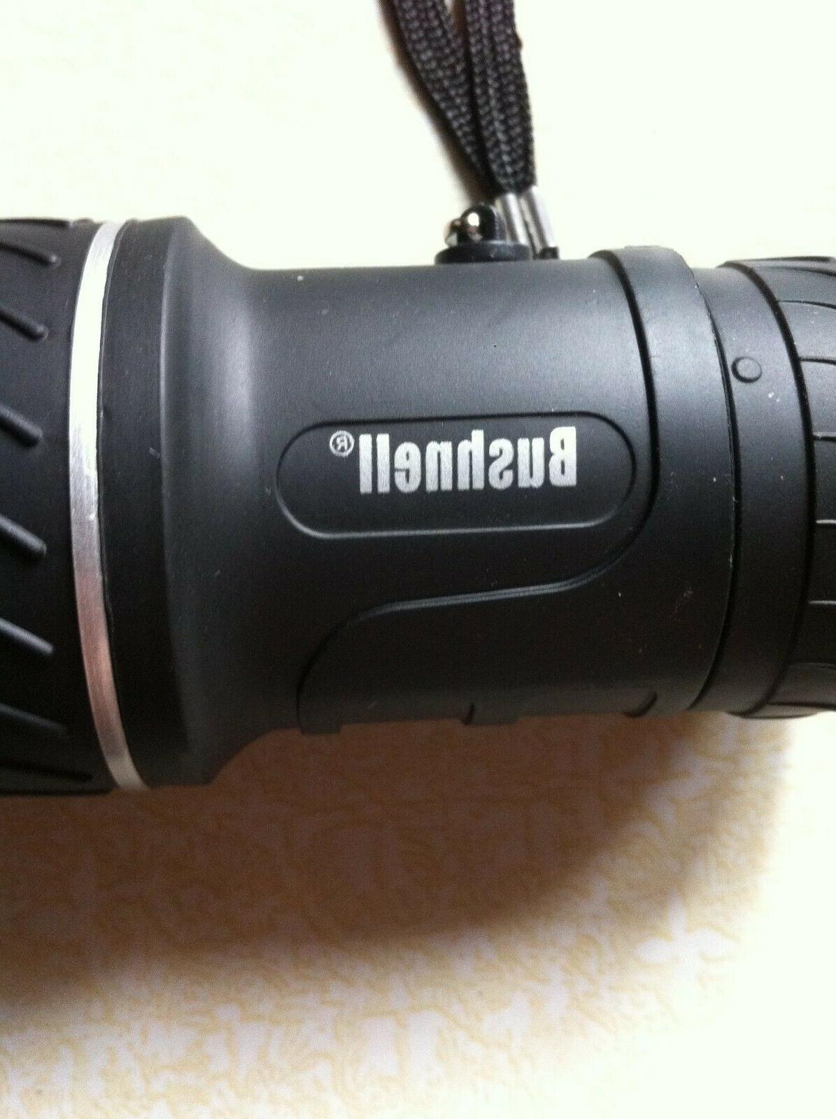 Bushnell Monocular 16x52 zoom lens day/dusk vision free