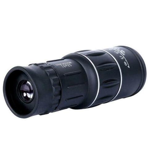 Monocular Optics Lens Camping Hunting Telescope Scope