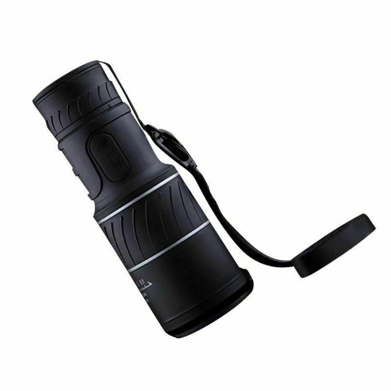 Monocular Zoom Lens Camping Hunting Telescope