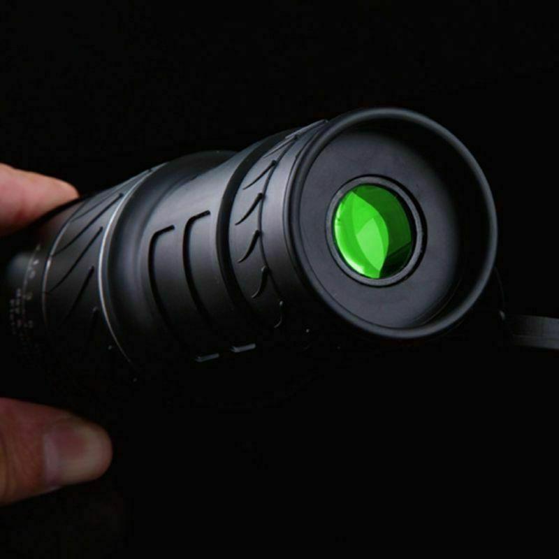 Monocular Zoom Lens