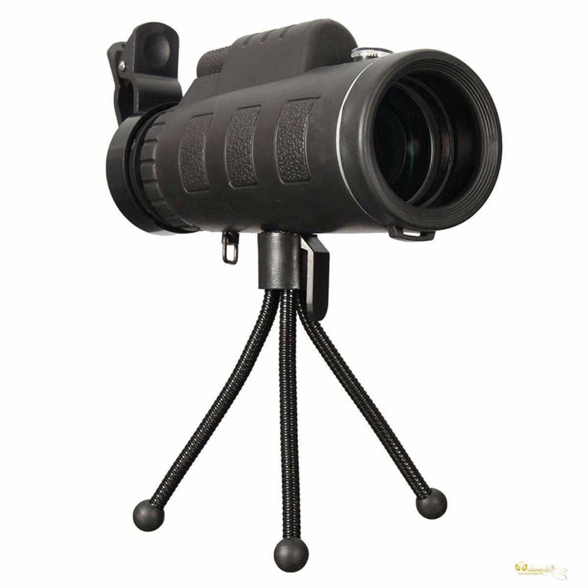 Monocular Dual Focus Telescope Celestron Tripod Handheld Nig