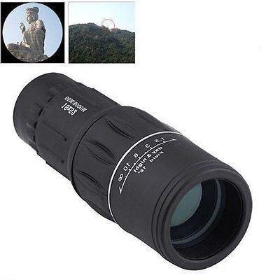 Monocular 16x52 Zoom Lens Hunting Telescope Scope