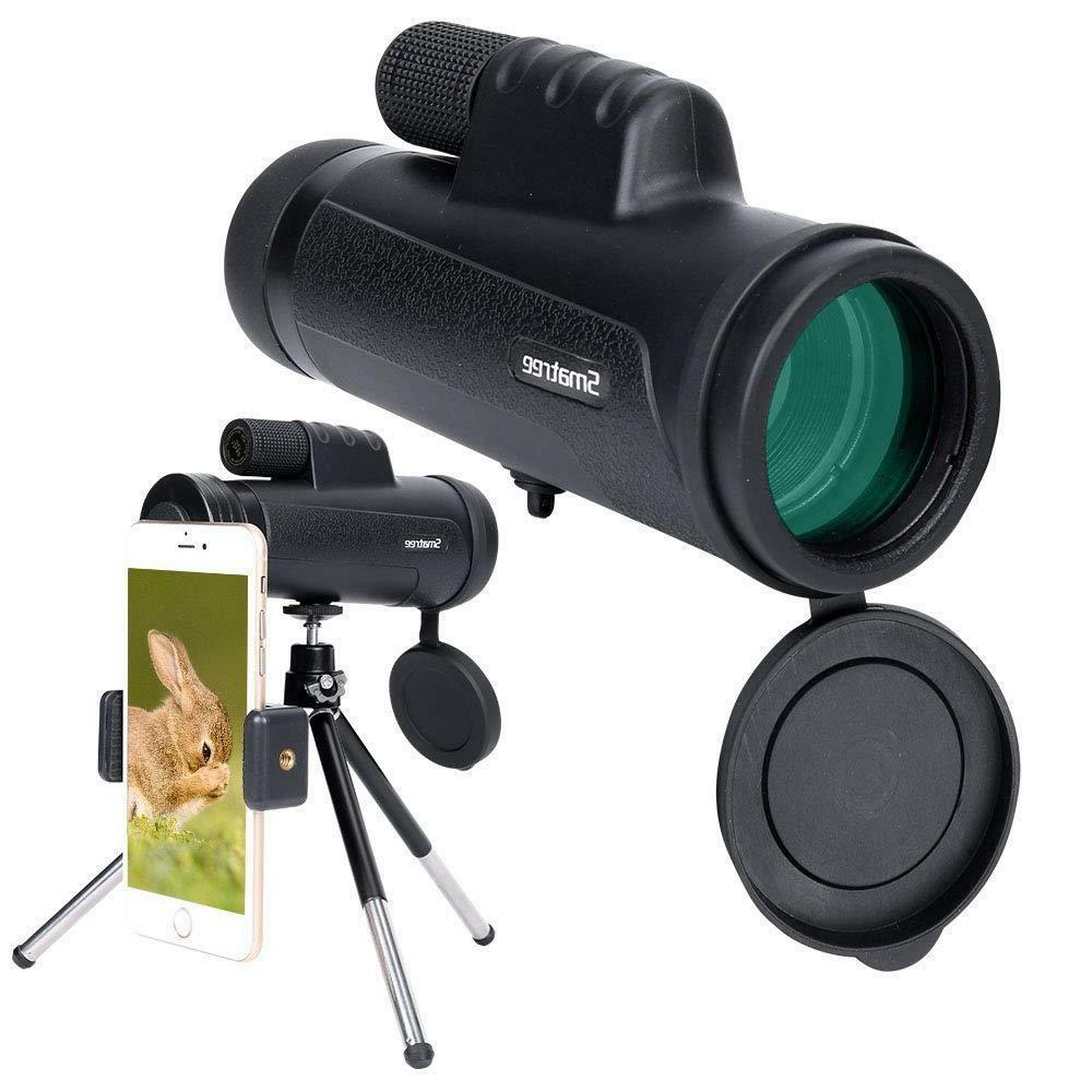 Monocular Telescope 12X50 Single Hand Hunting