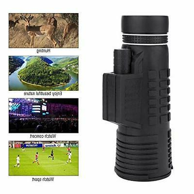 Monocular telescope higher magnification strong tra...