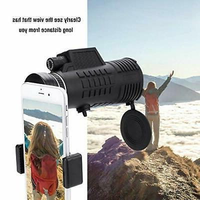 Monocular higher magnification light tra... from Japan