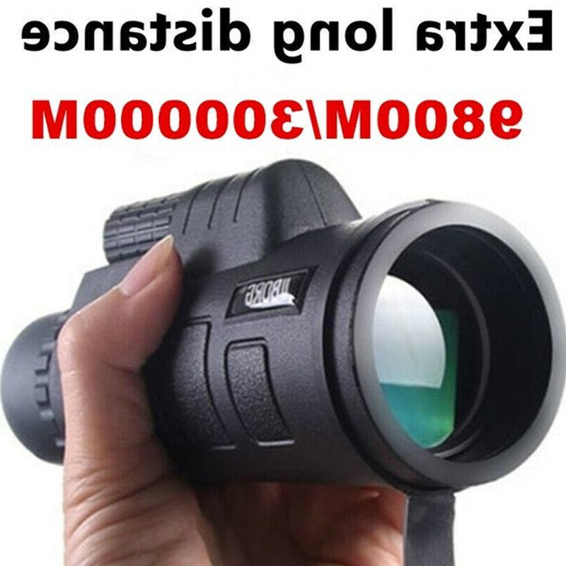 monocular telescope dual focusing adjustment night vision