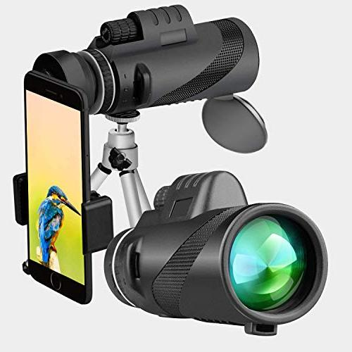 monocular telescope power 40 60
