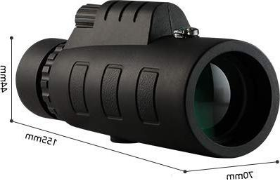 Starscope 10x50 Telescope Waterproof Fogproof with Built-in All Outdoor Activities Smartphone Mount Tripod