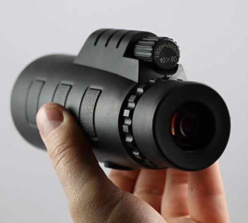 monocular telescope waterproof fogproof bak4