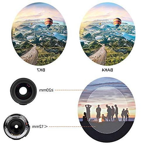 DEKINMAX Monocular Telescope Waterproof Monocular BAK4 Prism Multi Coated Lens for Watching, Hunting, Concerts