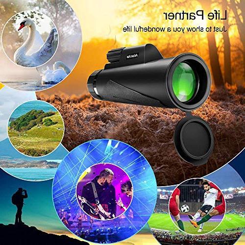 Adult, Power Compact High Definition BAK4 Prism FMC Vision