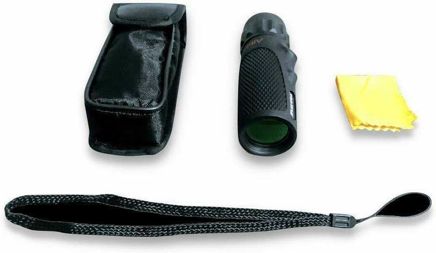 "Monocular Roxant Viper 10x25 ""Snake-Grip"" Molded"