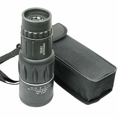 16X52 Focus Rubber Armored Telescope for