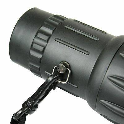 16X52 Monocular Focus Rubber Armored Telescope for Hunting