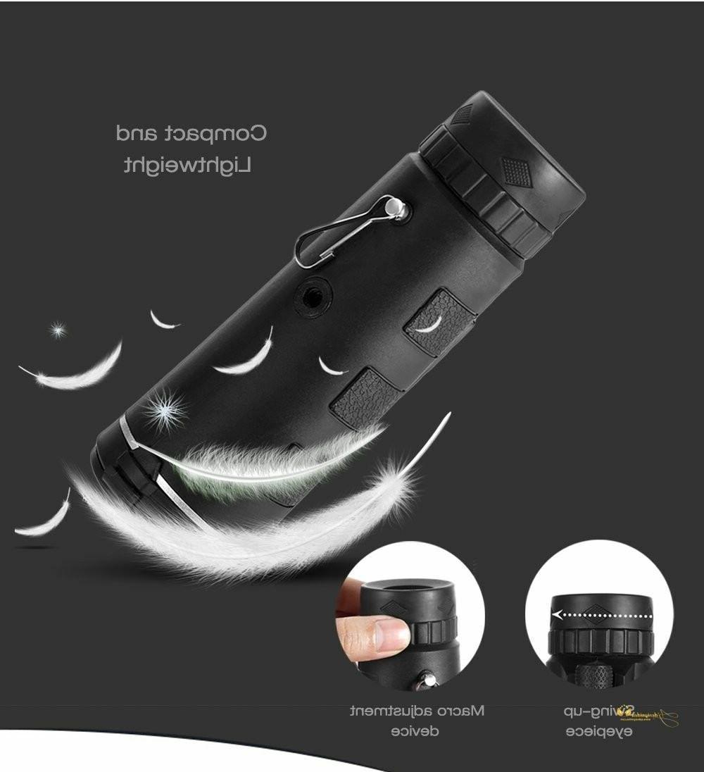 NEW Tripod Handheld Monocular Night Vision Prism