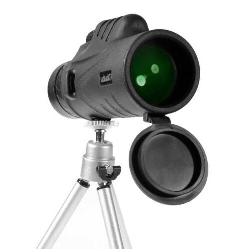 new 12x52 waterproof zoom optical hd lens