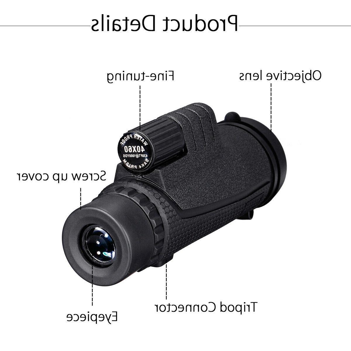 NEW HD Telescope+Tripod+Clip iPhone