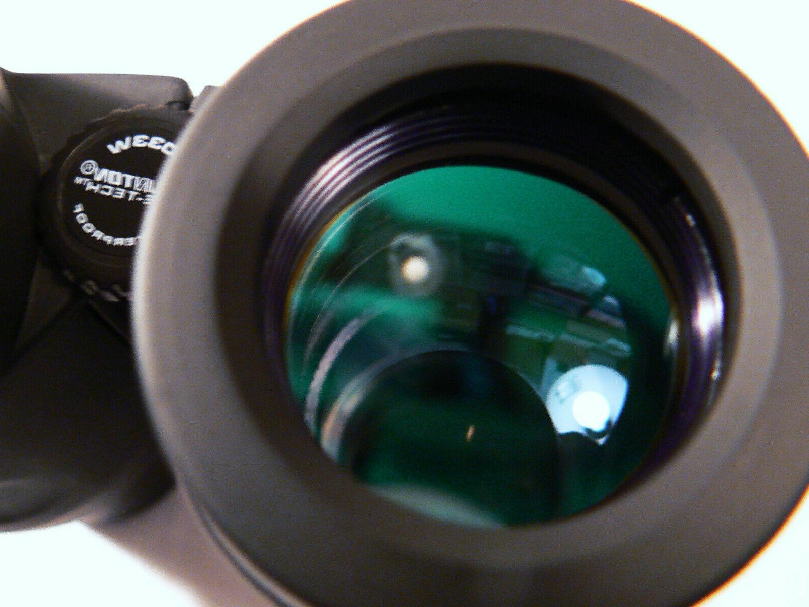 NEW NOS HTF Brunton 5033W Binoculars FOV Waterproof Black