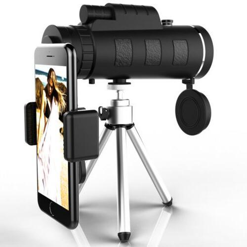 New Day&Night Vision HD Optical Monocular Camping