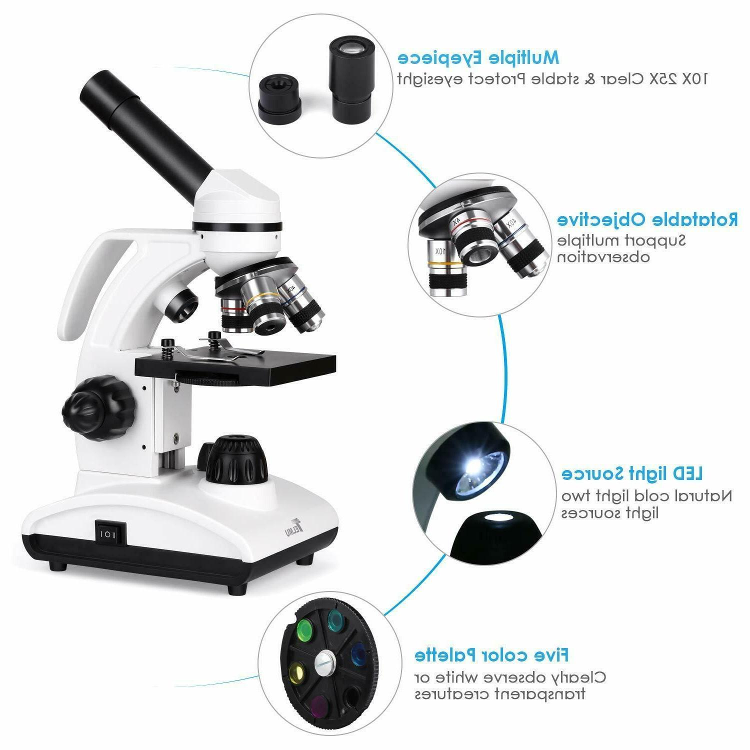 New Dual Cordless Compound Monocular Science