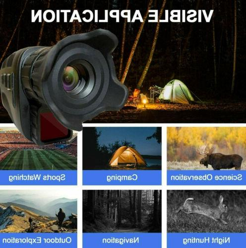 Digital Infrared Monoculars Video