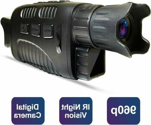 Digital Monoculars Video Hunting
