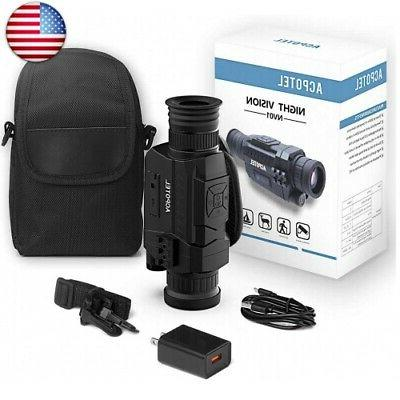 ACPOTEL Night Vision 5 35 Night Vision with