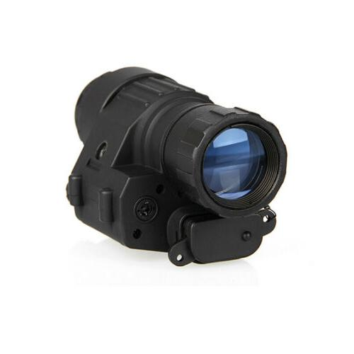 Night Vision Tactical Infrared Hunting Telescope With