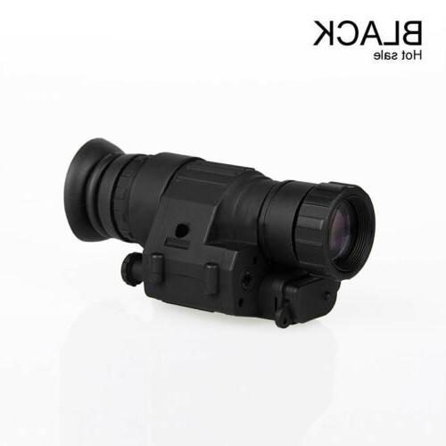 Night Vision Scope Tactical Infrared Hunting Telescope HD With