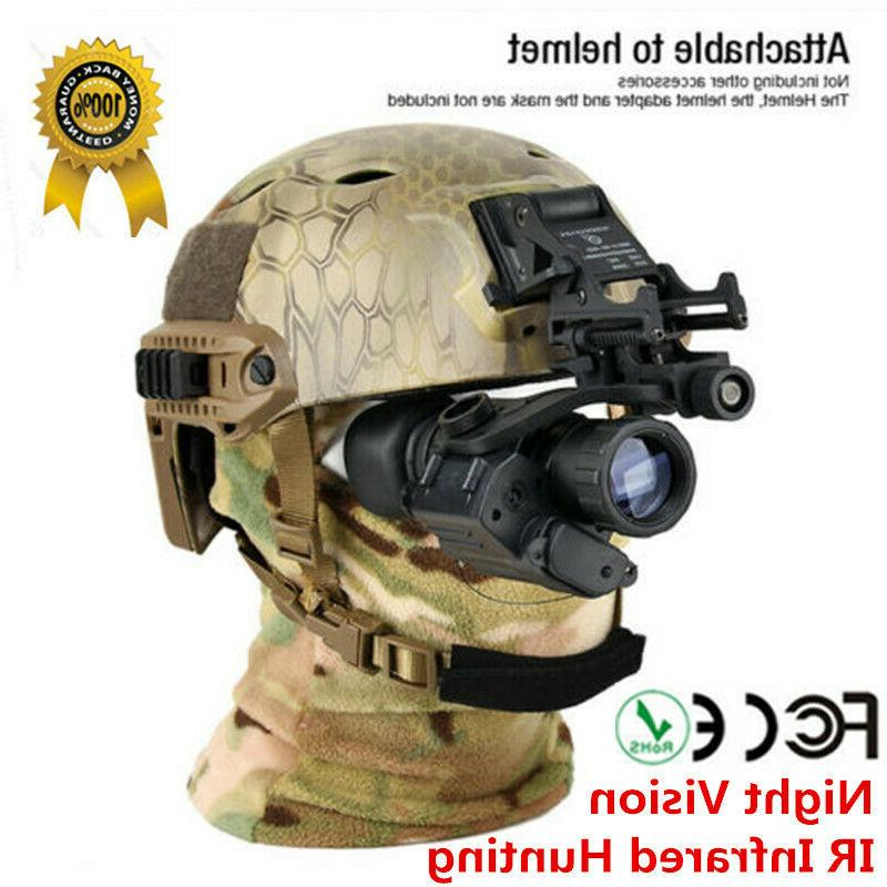 night vision scope monocular tactical ir infrared