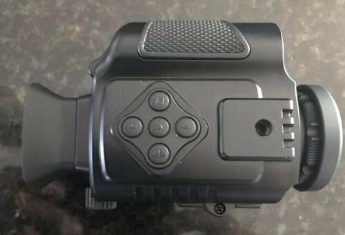 BESTGUARDER Night Vision NV-600 Ultra Small 1-5X18mm Digital