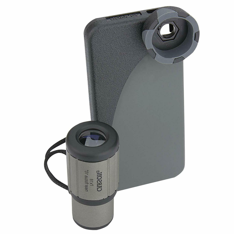 Carson Compact Monocular 7x Zoom Iphone