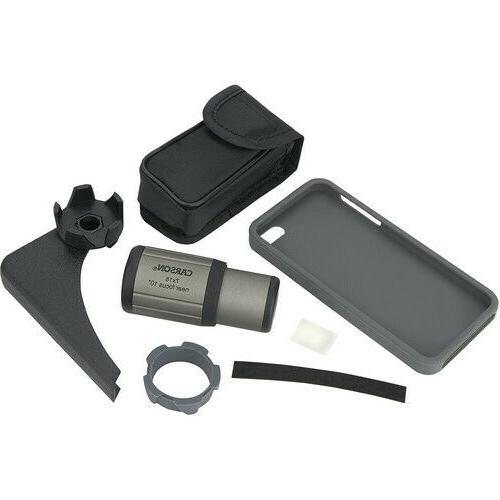 optic compact pocket monocular 7x 18 zoom