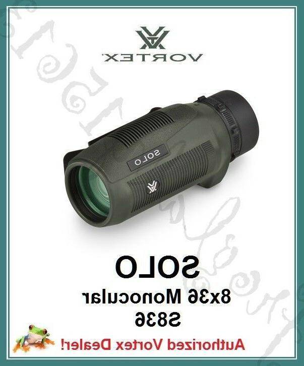 optics solo monocular 8x36 s836 authorized dealer