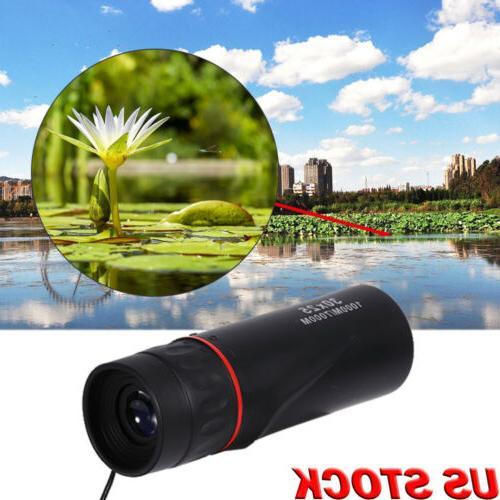 portable pocket size mini hd telescope 1000