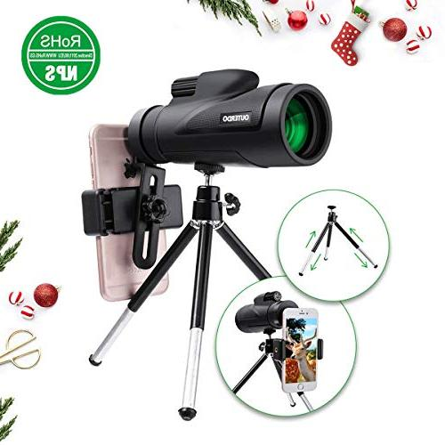power monocular telescope