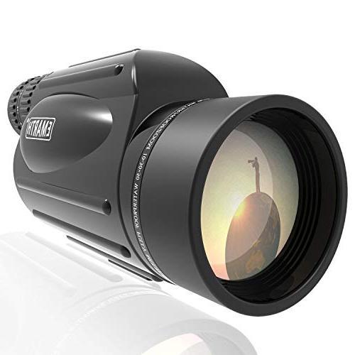 power zoom monocular telescope bak4