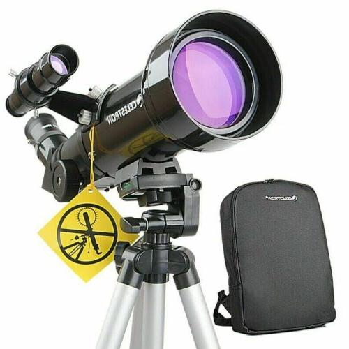 Celestron PowerSeeker 70400 Astronomy Telescope W/ and