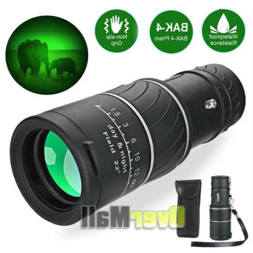 40X60 HD OPTICS BAK4 Power