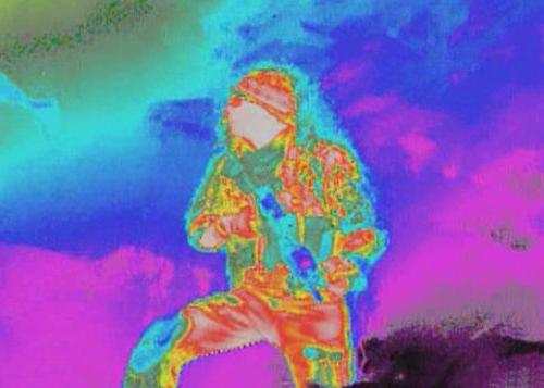 Armasight Prometheus-Pro 640 Thermal Imaging Monocular, Tau 2 - 60Hz 50mm