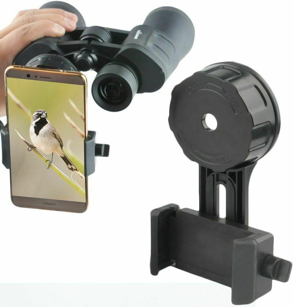 quick cell phone adapter mountbinocular monocular spotting
