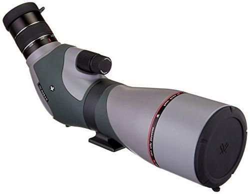 Vortex Optics Razor HD Angled Spotting Scope, 16-48x65