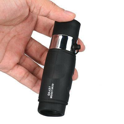 Small MIni 16 *40 Magnification Mini High Power Monocular Ni