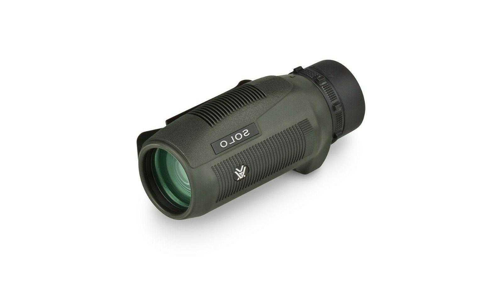 Vortex Solo 8x25 Monocular S825 + Vortex Lens Cleaning Pen