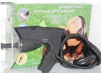 Sound Amplifier Spy Ear Bionic Device Nature Bird Observing