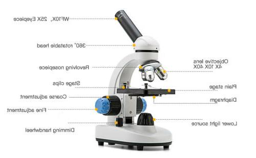 SWIFT Microscope Cordless LED