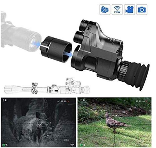 CTO Night Monocular Video Video Equipment Vision Sight Disassembly,A,Telescope