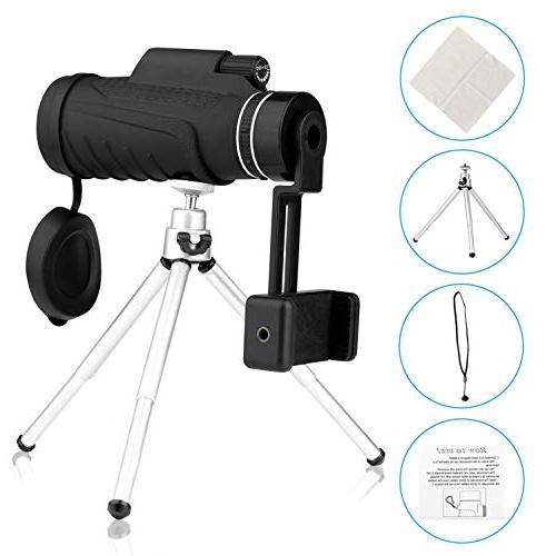 telescopes High Equipped with a Stable Mobile Watching, Hunting, Games